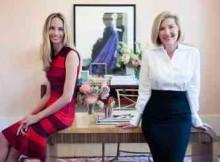 Moda Operandi Co-founder Lauren Santo Domingo and CEO Deborah Nicodemus