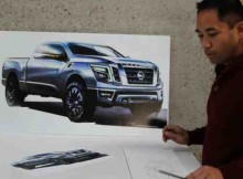 Nissan Titan Truckumentary Chapter 3 – Sketch Pad