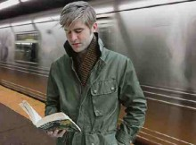 Hot Dudes Reading for a Cause
