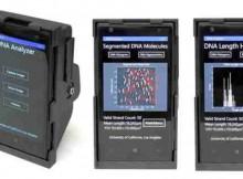 Smartphone Scans DNA Molecules Thinner Than a Human Hair