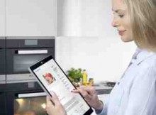 Microsoft Presents Internet of Things for Home Cooking
