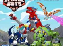 Transformers Rescue Bots: Dino Island