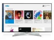 Rdio Music Streaming Service Comes to Amazon Fire TV