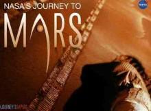 Journey to Mars. Photo: NASA