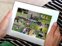 Photo Album with Voice-Activated Digital Assistant Launched