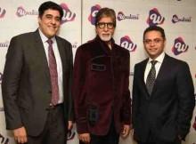 Amitabh Bachchan Introduces Celebrity Video Blogging App - Wakau