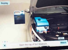 Hyundai Adds Augmented Reality to Owner's Manual