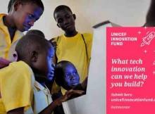 UNICEF Invites Tech Start-Ups to Apply for Funding