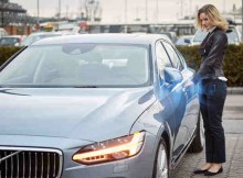 Volvo to Launch a Car Without a Key
