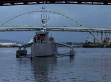 U.S. Makes Robot Warship to Show Human-Machine Collaboration