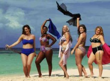 Women Invited to Uncover Their Curves on Social Media
