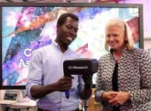 Ginni Rometty Opens IBM Research in Johannesburg