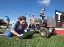NASA Holds Final Sample Return Robot Competition