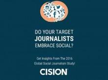 Social Media in Journalism