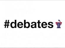 Twitter Launches #Debates Emoji for Presidential Debates