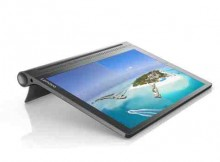 Lenovo Expands Yoga Family with Yoga Laptop and Tablet