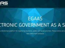 eGaaS Delivers Electronic Government as a Service