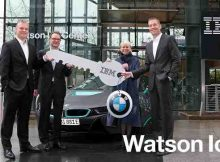 BMW to Use IBM Watson to Release Cars of the Future
