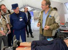 NATO Develops Telemedicine System to Save Lives in Emergencies