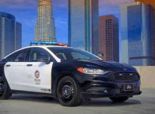 Ford Pursuit-Rated Hybrid Police Car