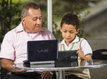 Digital Literacy for Senior Citizens. Photo: UNESCO