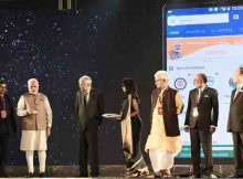 Narendra Modi inaugurated the Global Conference on Cyber Space ( GCCS) 2017 in New Delhi on November 23, 2017.