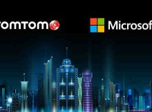 TomTom APIs to Power Microsoft Azure Location Services