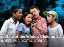 The State of the World's Children 2017: Children in a Digital World