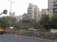 A housing area in New Delhi, India. Photo: Rakesh Raman / RMN News Service
