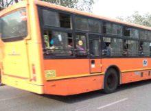 A bus in New Delhi. Photo: RMN News Service