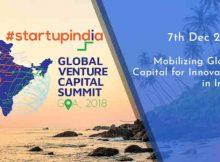 Startup India Venture Capital Summit in Goa