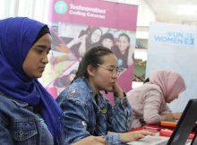 Technovation Challenge. Photo: UN Women