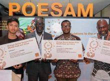 Orange Social Venture Prize. Photo: Orange