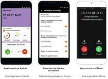 How Orange Blocks Unwanted Calls and Messages. Photo: Orange