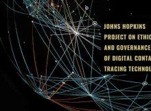 Digital Contact Tracing for Pandemic Response. Photo: Johns Hopkins University